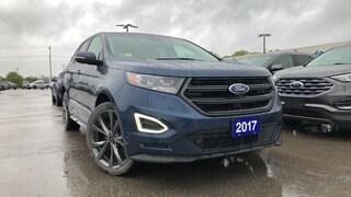 2017 Ford Edge Sport 2.7L V6 Leather Navigation SUV