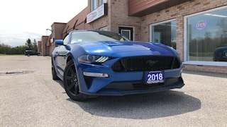2018 Ford Mustang *cpo From 2.9% Apr* Gt Premium 5.0l V8 Leathe... Convertible
