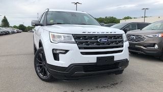 2019 Ford Explorer XLT 3.5L V6 202A SUV