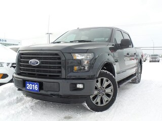 2016 Ford F-150 XLT 5.0L V8 Reverse Camera Heated Seats Truck SuperCrew Cab