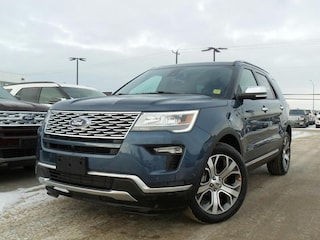 2019 Ford Explorer Platinum 3.5L V6 ECO 600A SUV