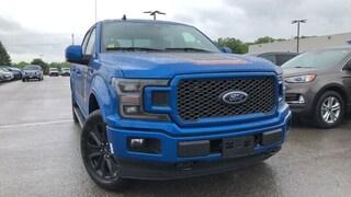 2019 Ford F-150 *Demo* Lariat 5.0l V8 502a Truck SuperCrew Cab