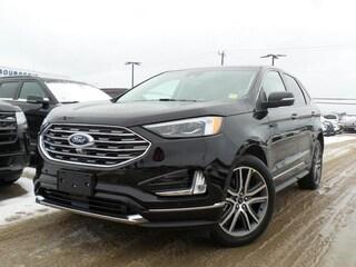 2019 Ford Edge Titanium 2.0L I4 ECO 301A SUV