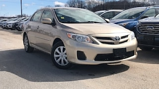 2012 Toyota Corolla S 1.8L I4 Heated Seats Sedan