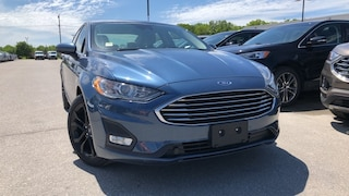 2019 Ford Fusion SE 1.5L I4 151A Sedan