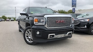 2014 GMC Sierra 1500 Denali 6.2l V8 Leather Heated Seats Navigation Truck Crew Cab