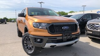 2019 Ford Ranger XLT 2.3L ECO 302A Truck SuperCrew