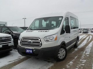 2018 Ford Transit-150 XLT 3.5L V6 ECO Wagon Medium Roof Passenger Wagon