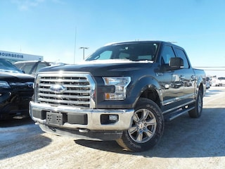 2015 Ford F-150 XLT 3.5L V6 Truck SuperCrew Cab
