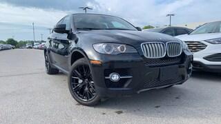 2010 BMW X6 50i 4.47l Tt Awd as Is SUV