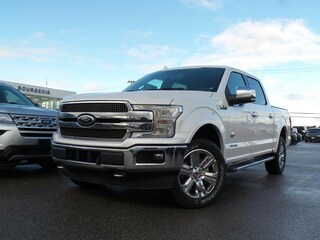 2018 Ford F-150 King Ranch 3.0L V6 Diesel 601A Blowout Sale! Truck SuperCrew Cab
