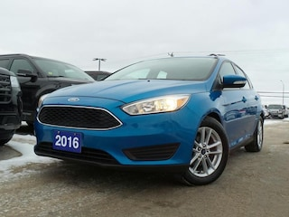 2016 Ford Focus SE 2.0L I4 Reverse Camera Hatchback