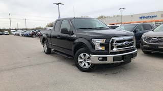 2016 Ford F-150 Xlt 3.5l V6 4x2 Truck SuperCab Styleside