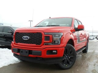 2019 Ford F-150 *Demo* F150 Lariat 5.0L V8 502A Truck SuperCrew Cab