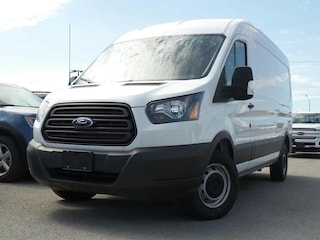 2018 Ford Transit-350 XL 350 MR 3.7L V6 101A Van Medium Roof Cargo Van