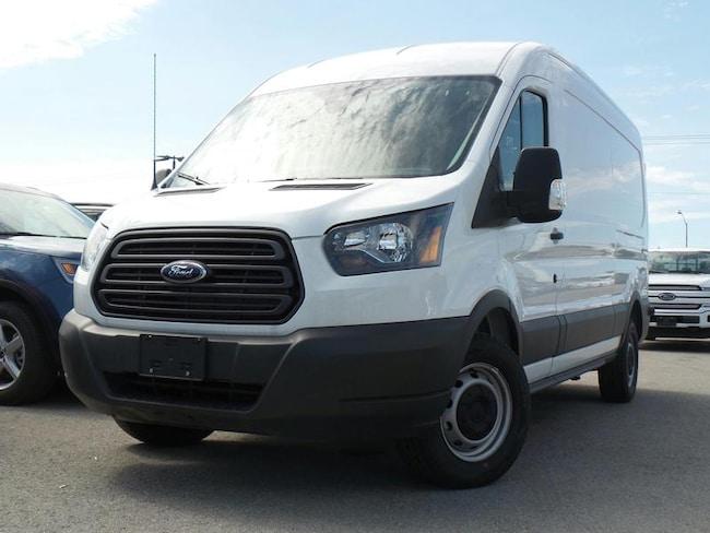 2018 Ford Transit-350 XL 350 MR 3.7L V6 101A Van Medium Roof Cargo Van