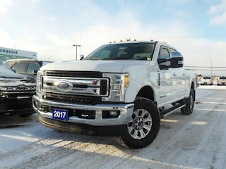 2017 Ford F-250 XLT 6.7 V8 Diesel Heated Seats Navigation Truck Crew Cab