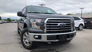 2016 Ford F-150 XLT 5.0L V8 4X4 Reverse Camera Truck SuperCab Styleside