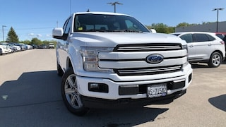2019 Ford F-150 *Demo* Lariat 3.5l V6 502a Truck SuperCrew Cab