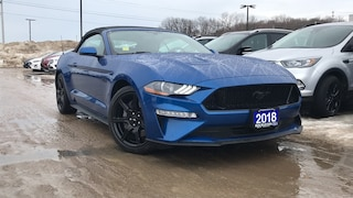 2018 Ford Mustang GT Premium 5.0L V8 Leather Navigation Heated/... Convertible