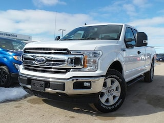 2019 Ford F-150 XLT 5.0L V8 301A Truck SuperCab Styleside