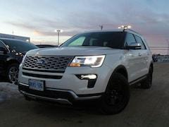 2019 Ford Explorer *Demo* Platinum 3.5L V6 ECO 600A SUV