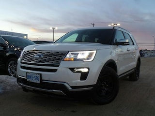 2019 Ford Explorer *Demo* Platinum 3.5L V6 ECO 600A SUV