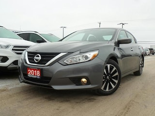 2018 Nissan Altima 2.5 SV Heated Steering Wheel Sedan