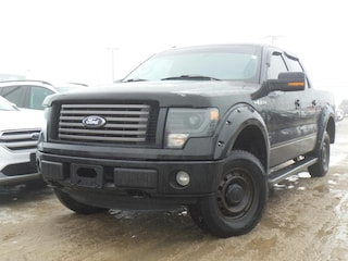 2012 Ford F-150 FX4 5.0L V8 Leather Heated Seats Reverse Camera Truck SuperCrew Cab