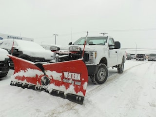 2019 Ford F-250 XL 6.2L V8 600A With Plow Truck Regular Cab