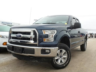 2016 Ford F-150 XLT 5.0L V8 Reverse Camera Truck SuperCab Styleside