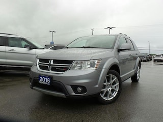 2016 Dodge Journey SXT FWD 3.6L V6 Heated Steering Wheel Reverse... SUV
