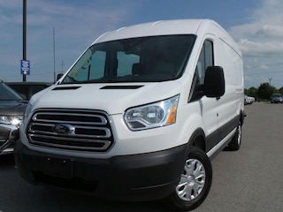 2018 Ford Transit-250 Base 3.7L 250 Van Medium Roof Cargo Van