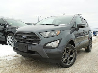2018 Ford EcoSport SES 2.0L I4 300A SUV