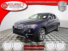 2016 BMW X4 xDrive28i X-Line Pkg w/Navigation,Leather,Sunroof, Sports Activity Coupe