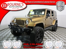 2011 Jeep Wrangler Unlimited 4WD 70th Anniversary Edition w/ Leather And Heated SUV
