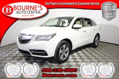 2015 Acura MDX AWD w/Leather,Sunroof,Heated Front Seats, And Back SUV