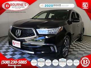 2017 Acura MDX AWD Advance Pkg w/Navigation,Leather,Sunroof. SUV