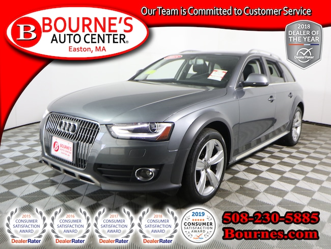 2015 Audi Allroad AWD Premium w/Nav,Leather,Sunroof,Heated Front Seats, And Backup Camera. Wagon