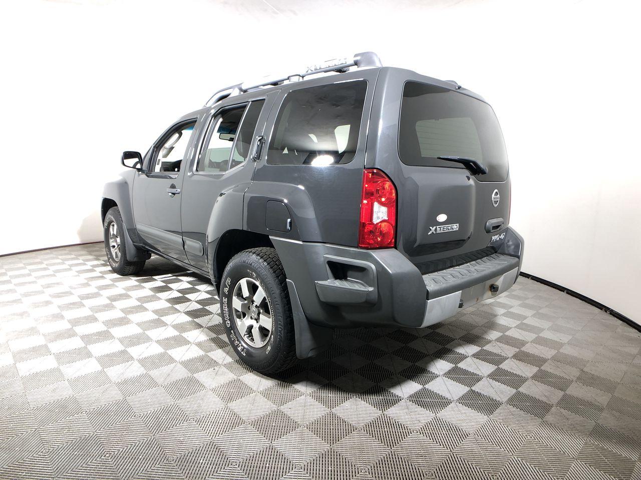 ... 2011 Nissan Xterra PRO 4X SUV ...