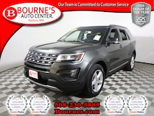 2016 Ford Explorer XLT w/ Leather,Sunroof,Heated Front Seats, And Bac SUV