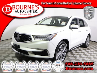 2017 Acura MDX AWD w/ Tech Pkg,Nav,Leather,Sunroof. SUV