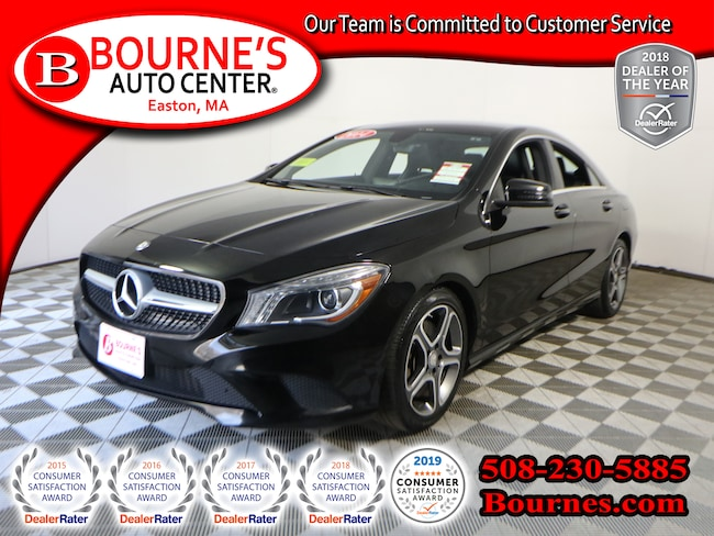 2014 Mercedes-Benz CLA 250 4MATIC w/Nav,Heated Leather,Backup-Cam Coupe