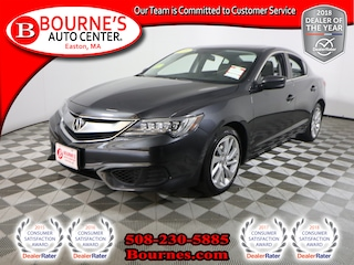 2016 Acura ILX 2.4L   w/Leather,Sunroof,Heated Front Seats, And B Sedan