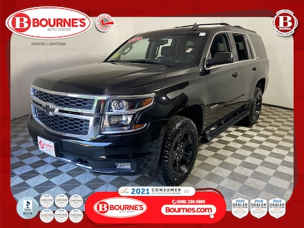 2019 Chevrolet Tahoe LT 4WD w/ Navigation,Leather,Sunroof. SUV