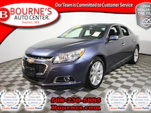 2015 Chevrolet Malibu LTZ /1LZ w/ Leather And Heated Front Seats. Sedan