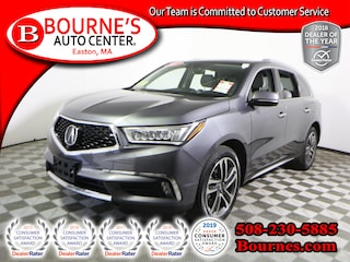 2017 Acura MDX AWD w/Advance Pkg,Nav,Leather,Sunroof. SUV