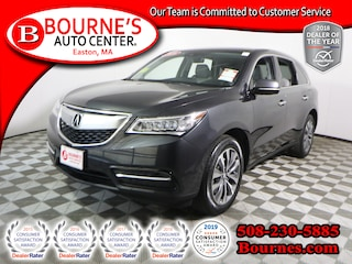 2016 Acura MDX AWD w/ Tech Pkg,Navigation,Leather,Sunroof. SUV