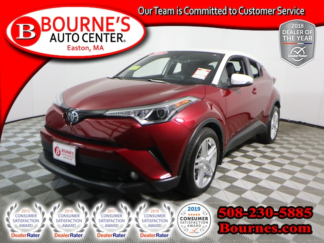 2018 Toyota C-HR XLE Premium w/ Heated Front Seats And Backup Camera. SUV