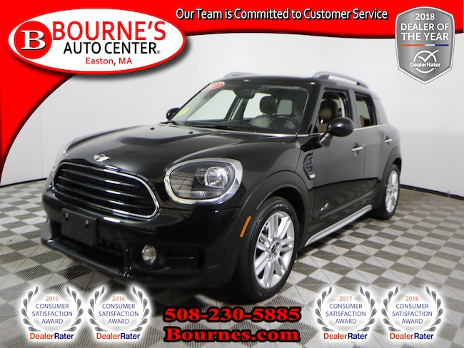 2017 MINI Countryman AWD Cooper w/ Leather,Sunroof,  And Heated Front S SUV